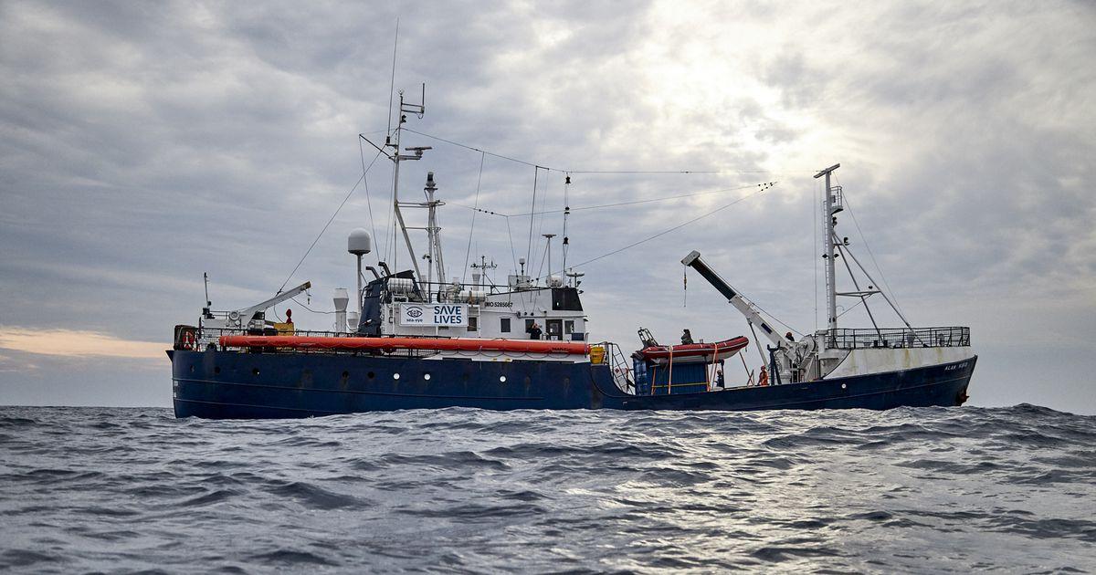 Saksa heategevuslaev tõi Liibüa rannikuvetest ära 64 sisserändajat