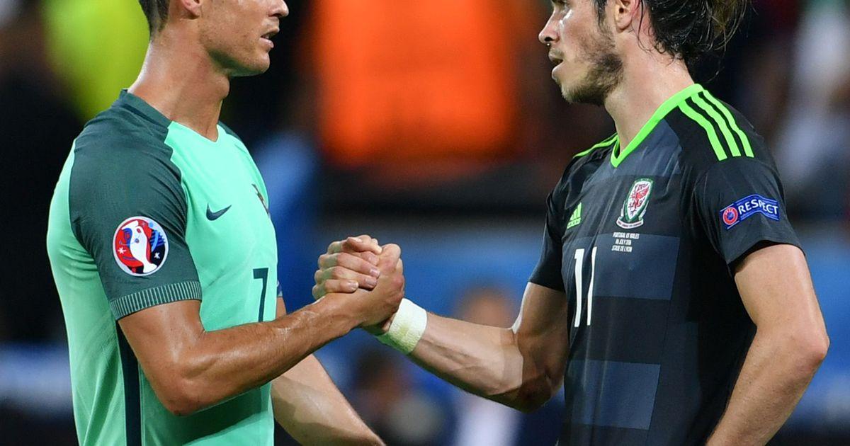 70db5060037 Pildid ja video: mida ütles Cristiano Ronaldo Gareth Bale'ile? - Arhiiv -  Postimees Sport: Värsked spordiuudised Eestist ja välismaalt