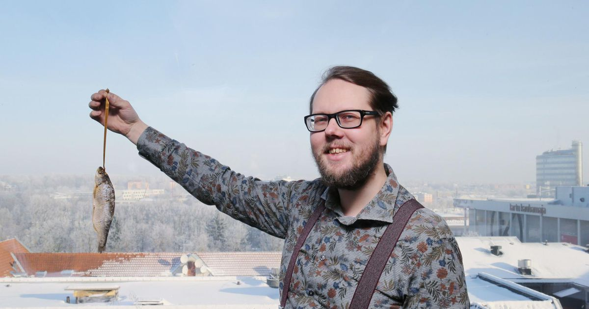 Linnakirjanik Vahur Afanasjev: Tartu uus südalinn sünnitab vanalinna