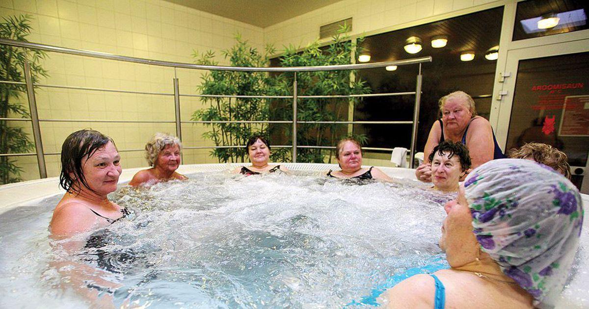 Vesi ja aur turgutasid tervist: