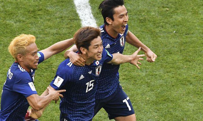 b1394eda6f7 Jaapan tegi võiduga Kolumbia üle Aasia ajalugu - Uudised - MM 2018 ...