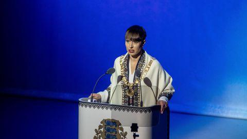 Vabariigi presidendi pöördumine Eesti rahva poole