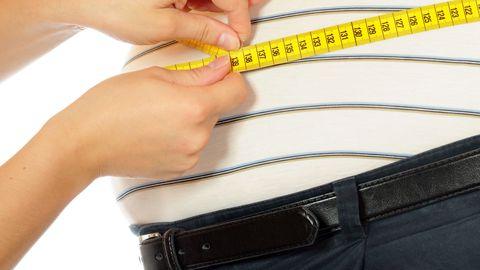 II tüübi diabeet kaasneb sageli rasvumisega.