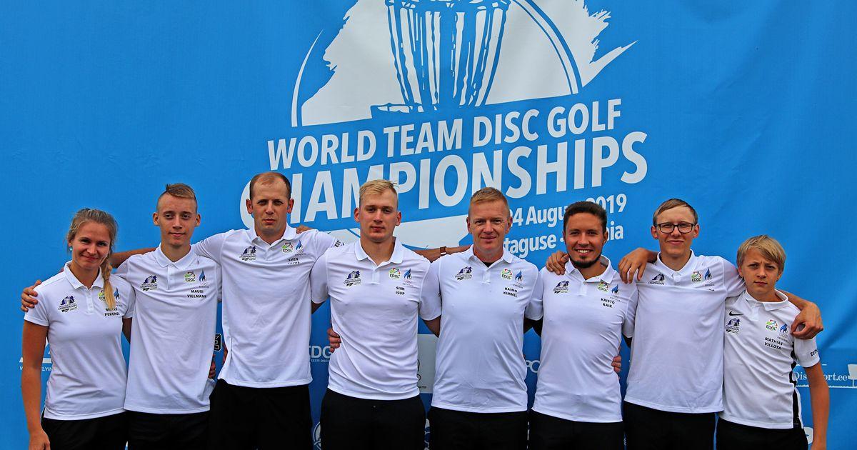 Täna otsepilt: Eesti koondis jätkab discgolfi võistkondliku MMi poolfinaalis Soome vastu
