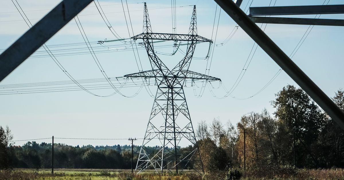 Elektritootmine langes mullu kuus protsenti