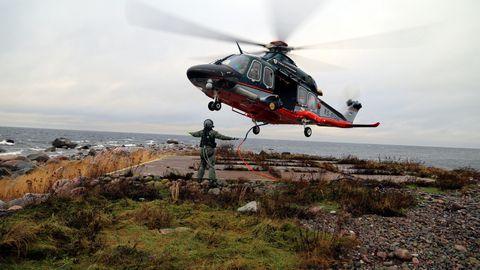 Siseminister Jaani: kaks uut helikopterit lahendaksid jäiste ilmaolude probleemi