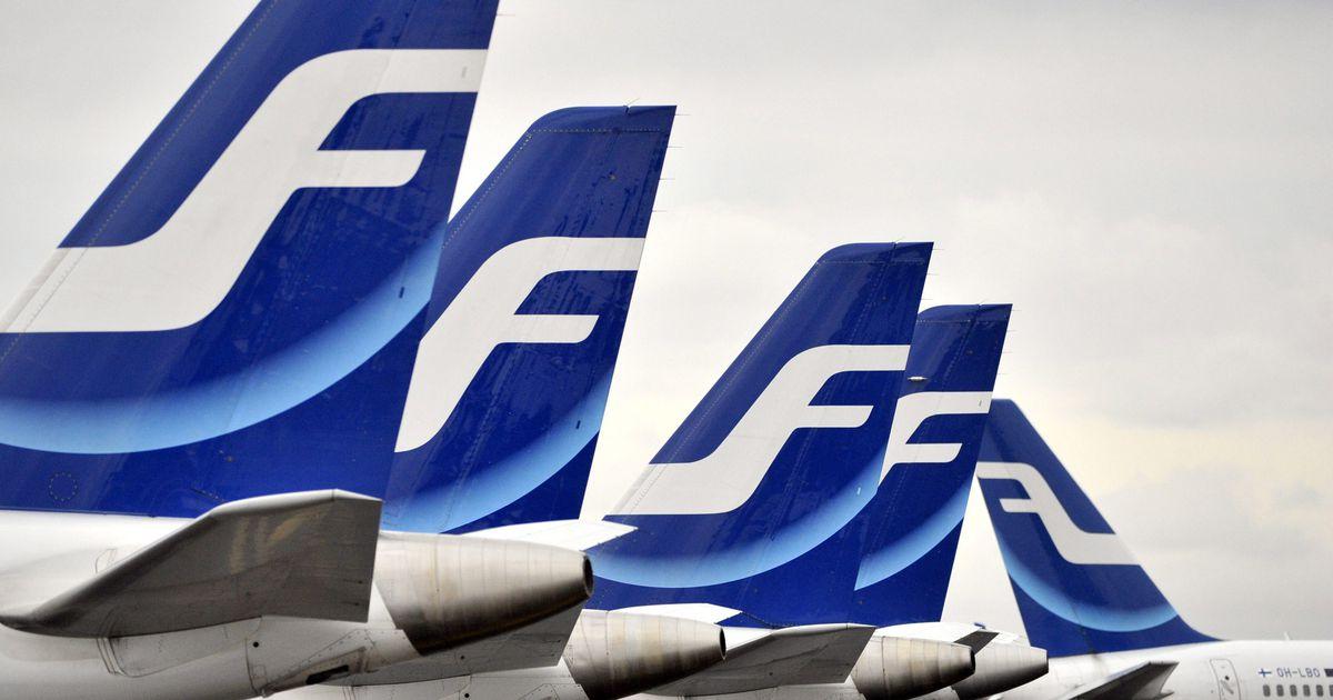 Finnair tühistab kõik Hiina lennud