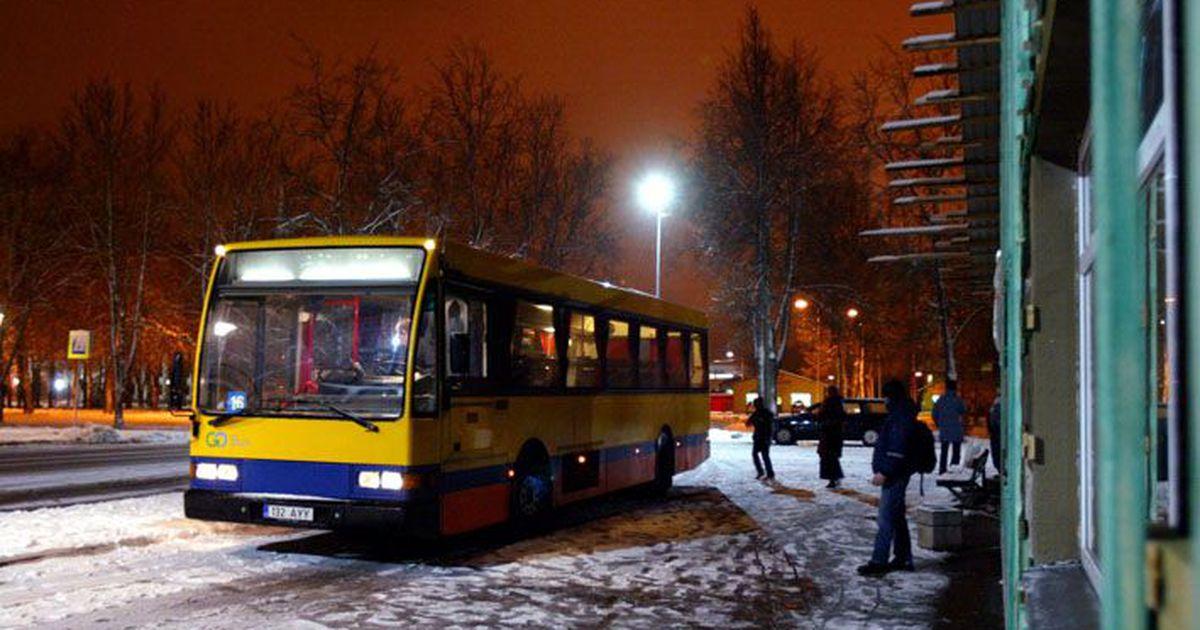 Aktuaalne:  Bussijuhtide tervis paneb meedikuid muretsema
